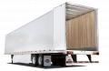 4000D plywood lined dry van