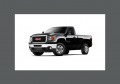 2013 GMC Sierra 2500HD Regular Cab Long Box 4-Wheel Drive Work Truck