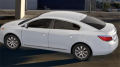 2012 Buick LaCrosse FWD Convenience Vehicle
