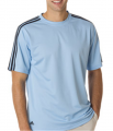 Adidas ClimaLite 3-Stripes Golf Performance Tee