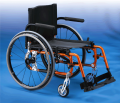 Wheelchair Invacare ProSpin X4