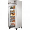 Reach-In Glass Door Refrigerators