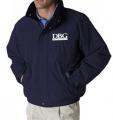 Adult Fleece-Lined Microfiber Jacket