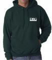 ComfortBlend Hooded Pullover
