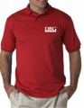 Blended Short-Sleeve Jersey Polo