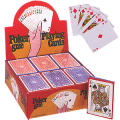 Plastic Coated Playing Cards