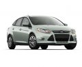 2012 Ford Focus 4-DR Sedan SE Vehicle