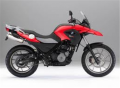 2012 BMW G650GS Motorcycle