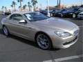 2012 BMW 650i Convertible Car