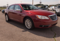 2012 Chrysler 200 Limited Sedan Vehicle