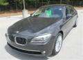 2012 BMW 750Li 4DR SDN 750LI RWD Sedan Vehicle