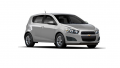 2012 Chevrolet Sonic Vehicle