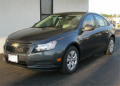 2013 Chevrolet Cruze Sedan LS Vehicle