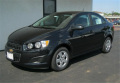 2013 Chevrolet Sonic Sedan 1SB Vehicle
