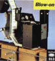 Blow-On Label Applicators