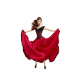Barbie Collector Dancing with the Stars Paso Doble Doll