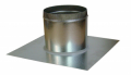 Roof vent bases