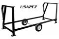 Center-wheel UniStand EZ-Go™ brake/tool stand