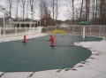 LOOP-LOC Commercial covered pool