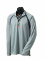 M3001 Alo Men's 5 oz. Long-Sleeve Half-Zip Pullover