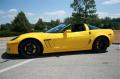 2013 Chevrolet Corvette Grand Sport Vehicle