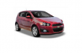 2013 Chevrolet Sonic LT Vehicle