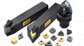CoroTurn RC ceramic Rigid clamping systems for ceramic and cubic boron nitride (CBN) inserts