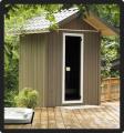 Outdoor Sauna Patio