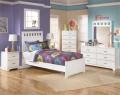 Lulu Panel Bedroom Set