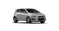 2013 Chevrolet Sonic Hatch 1SA Vehicle