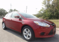 2013 Ford Focus SE Hatchback Vehicle
