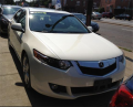 2010 Acura TSX Base Vehicle