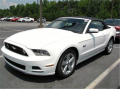 2013 Ford Mustang 2dr Conv GT Convertible Vehicle