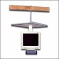 LCD Flat Panel Ceiling Mount Bracket