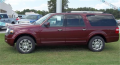 2012 Ford Expedition EL Limited 2WD SUV