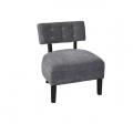 Focus Mineral Curves Button Chair