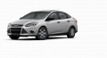 2013 Ford Focus S Sedan Car