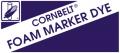 CORNBELT® Foam Marker Dye-Red