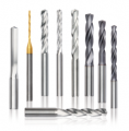 High-Performance Solid Carbide Drills
