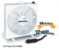 Endless Breeze 12 volt fan