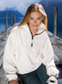1/4 Zip Anti-Pill Sierra Pacific Fleece Pullover