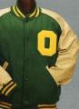 Style #LRSS/Raglan Jacket