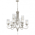 Pillar Candle ID:300299 Large Chandelier