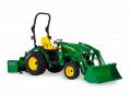 2520 4 Wheel Drive Tractor