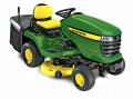 Lawn Tractors X300R, 42-in Rear Discharge Deck