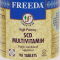 Freeda Vitamins SCD Multivitamin