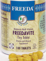 Freedavite - 100 Tabs  Multivitamins