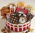 Market Day Gift Basket Popcorn