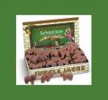Jungle Jacks School Box (7 oz) Candy Bars