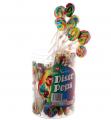 0733 - Disco Pops Drumline Swirl Lollipops